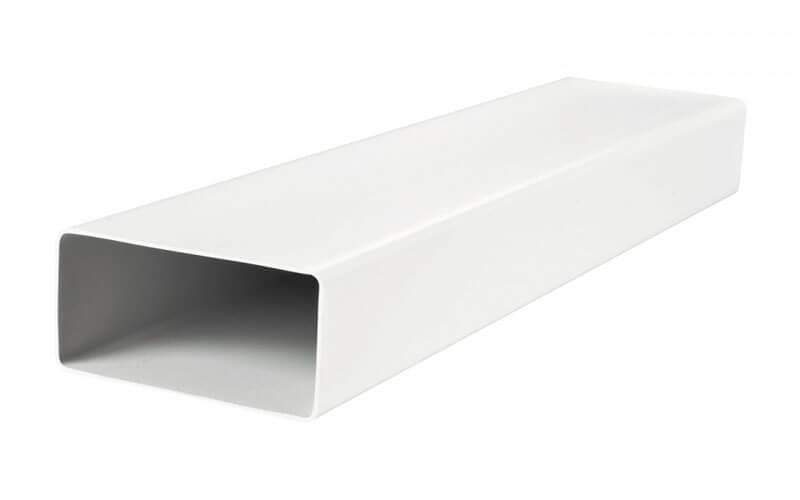 Rectangular modular ducting