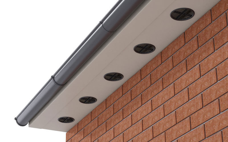 Eaves Ventilation Icon Building Products